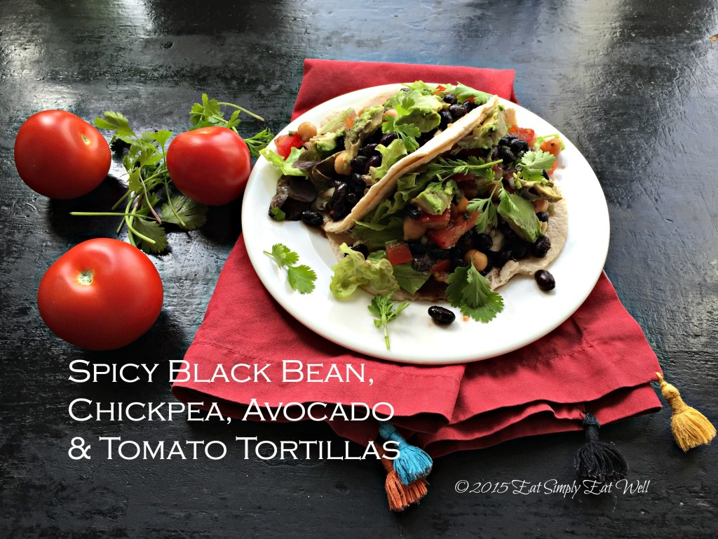 blackbean_chickpea_avocado_tomato_tortillas_20150707